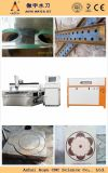 CNC Waterjet Machine, Water Jet Cutting Machine für Metal, Stone, Glass