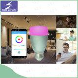 RGB WiFi 전구 LED 효력 점화