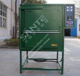 Fornalha de caixa industrial pequena da fornalha elétrica