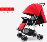 Cochecillo de bebé del portador de bebé del cochecito de bebé de cinco colores para la venta
