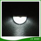 6 [لد] شمسيّة صغيرة خارجيّة حديقة جدار ضوء مع [موأيشن سنسر]