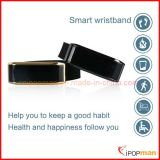 D8 intelligentes Armband, Bluetooth 4.0 intelligentes Armband, geheimes intelligentes Armband