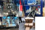 De hete machine-Capaciteit van de Verpakking van het Karton van de Lijm van de Smelting 45 Pakken/Min