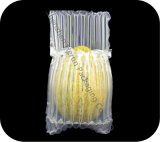 Sac d'air gonflable transparent protecteur pour le fruit
