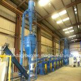 Pneumatico residuo di Xinda che ricicla il Pulverizer Superfine della polvere di gomma
