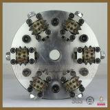Litchi de fabrication rotatoire de diamant ensoleillé outil extérieur de marteau de Bush