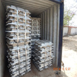 Lingote de alumínio, barras de alumínio, Ros de alumínio 99.99% puros com bom preço e o estoque pronto