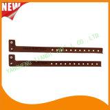 Vinylunterhaltungs-Band Identifikation-Armband-FestivalWristbands (E607045)