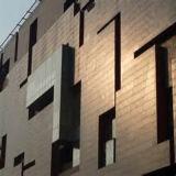 Деревянно как алюминиевые панели стены/архитектурноакустическая панель алюминия металла