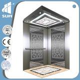 Ascenseur de passager de qualité avec la petite pièce de machine