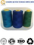 Amorçage de couture tourné par faisceau de polyester avec la ténacité élevée 6.5g/D
