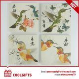 Estera de cerámica respetuosa del medio ambiente de la taza con el corcho para el regalo promocional