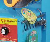 Máquina selladora comercial de venta directa de la fábrica, selladora de la taza con la película plástica