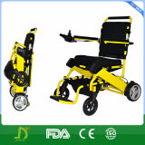 Faltbares Electric Power Wheelchair für Disabled