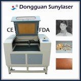 Máquina de calidad superior de grabado láser de CO2 de cerámica 90x60cm