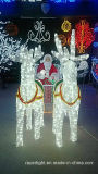 Motif LED decoratie Herten van Kerstmis Licht Van De Fabriek