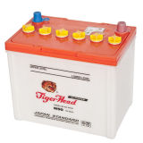 Carga Dry Battery Auto bateria de carro de chumbo-ácido de bateria N50
