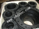 Carbonio Steel A105 Flange Welded con Elbow