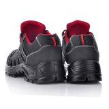 Los zapatos de seguridad ligeros de la alta calidad, Metal los zapatos del acero de la seguridad libre