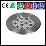 12With36W RGB LED Underground&Inground Licht