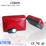 Perseguidor del GPS de la bicicleta de Coban con el diseño de la luz trasera que sigue el dispositivo