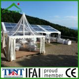 Barraca transparente 5X5m do dossel do Pagoda do Pergola ao ar livre do Gazebo