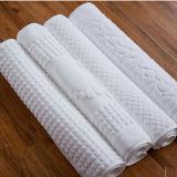 Antideslizante alfombra de baño jacquard (DPFT80114)