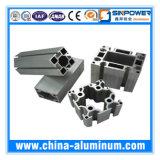 銀によって陽極酸化される産業アルミニウムプロフィール