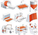 Гибкий принтер пусковой площадки 3D циновки топления подогревателя силикона для электроники