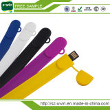Флэш-память USB запястья руки силикона USB Pendrive Китая горячее с подгонянными логосом и ценой по прейскуранту завода-изготовителя