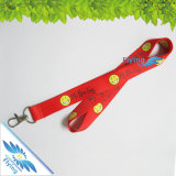 Полиэфир Sublimation Lanyard для Promotion Gift