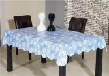 2016 Toalha de mesa de PVC branco quente para casa / festa / exterior (TJ0083)