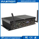 인텔 J1900 6 COM와 가진 산업 소형 상자 PC는 향한다