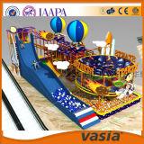 Детей конструкции Vasia спортивная площадка превосходных крытая (VS1-160323-299-15-A)