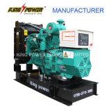 50Hz 3-phasiger 56kw leiser Typ Dieselgenerator mit Cummins