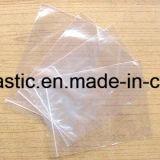 Biodegradierbare transparente Reißverschluss-Verschluss-Imbiss-Beutel
