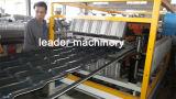 PVC+Asa de GolfMachine van de Uitdrijving van de Tegel van het Dak van het Dakwerk Blad Verglaasde