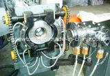 Linha expulsando de formação de espuma de Poroduction da co-extrusão da Dobro-Camada do produto químico