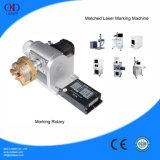レーザーのマーキング機械のための回転式接続機構