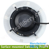 18W LED piscina Iluminación 18W Surface Mounted Ronda Iluminación LED piscina