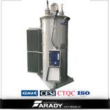 オイルによって浸される160kVA単一フェーズのステップ電圧安定器