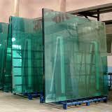 Glace Tempered de sûreté claire d'Untra de qualité pour des meubles