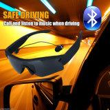 Polarizado gafas de sol MP3 deporte Bluetooth auriculares par de auriculares con dos teléfonos