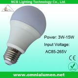 3W 5W 7W 9W 12W a-Type LED Bulb Light