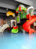 Playground di plastica Material e Outdoor Playground Type Toy