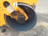 Junma 신제품 6 톤 가득 차있는 유압 조립된 타이어 진동하는 롤러 (JM206H)