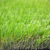 W Shape Artificial Grass для сада Landscaping