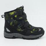 Спорты ботинок детей напольные Hiking ботинки водоустойчивые