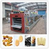 機械を中国製作るビスケット