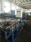 Máquina de formación hidráulica del manguito de acero flexible acanalado